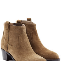Burberry Shoes & Accessories - Coletta Suede Ankle Boots