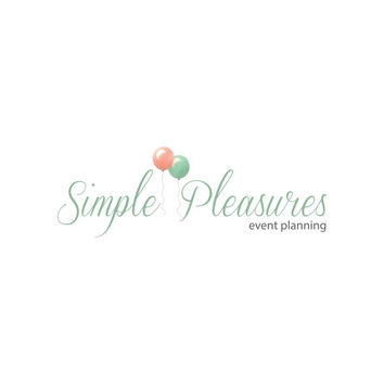 Pre-Made Balloons Party Events Planning Accessories  Photography Jewelry Any Business Shop Logo