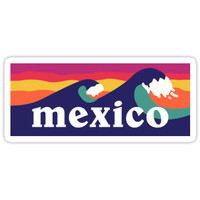 'Mexico' Sticker by alisax