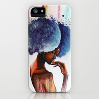 Waterfall  iPhone & iPod Case by Sebastian Wandl