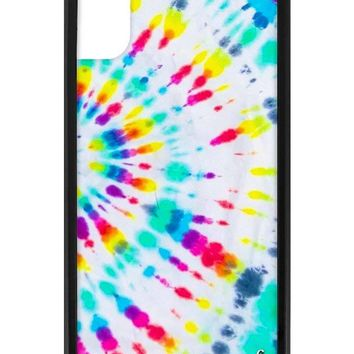 Tie Dye iPhone X Case