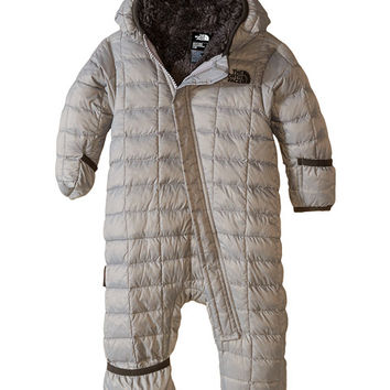 The North Face Kids ThermoBall™ Bunting (Infant) Metallic Silver - Zappos.com Free Shipping BOTH Ways