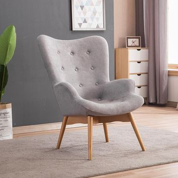 Mid Century Modern Relaxed Armchair...This is a nice chair!