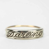 Workhorse Gigi Darling Ring- Gold 7