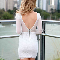 PRE ORDER - FALLING FROM GRACE LACE DRESS (Expected delivery 20th October, 2014) , DRESSES, TOPS, BOTTOMS, JACKETS & JUMPERS, ACCESSORIES, SALE NOTHING OVER $25, PRE ORDER, NEW ARRIVALS, PLAYSUIT, GIFT VOUCHER, Australia, Queensland, Brisbane