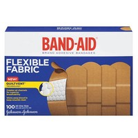 Band-Aid Flexible Fabric Bandages All One Size (1 Inch) | Walgreens