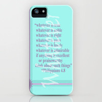 Whatever Is Iphone Case by Shawn Terry King Society6 Available in 3G, 3GS, 4, 4S, and 5 click through to webpage for more products...