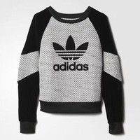 adidas Originals Vintage Run Baggy Sweatshirt