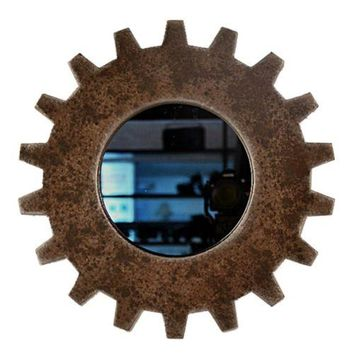 Industrial Style Gear Wall Hanging Decoration  3228