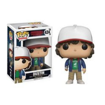 POP! TV 424: STRANGER THINGS - DUSTIN (WITH COMPASS)