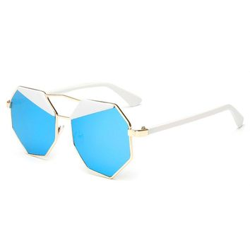 CAREINEYES High Quality coated eyebrows Sunglasses Men Women Brand Designer Glasses star models Sun Glasses Fashion UV400