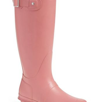 "Women's Hunter 'Original Tall' Rain Boot, 1"" heel"