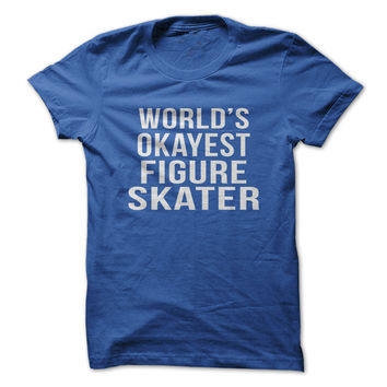 World's Okayest Figure Skater
