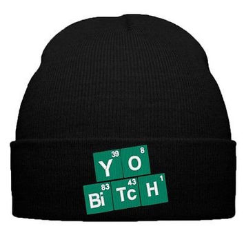 BREAKING BAD BEANIE OR SNAPBACK HAT