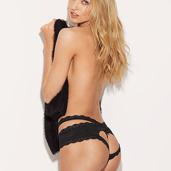 Heart Cutout Cheeky Panty - Very Sexy - Victoria's Secret
