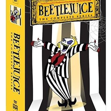 Stephen Ouimette & Alyson Court & John Halfpenny & Larry Jacobs-Beetlejuice: The Complete Series