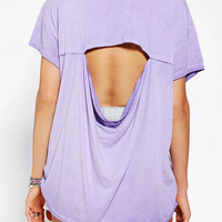 Urban Outfitters - Colorfast Mineralized Open-Back Tee