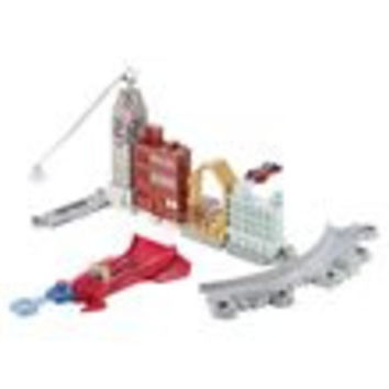 Hot Wheels Spidey's Spinning Web Swing Track Playset