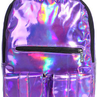 Awesome Holographic Backpack