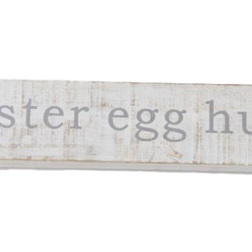 Easter Egg Hunt Arrow Sign