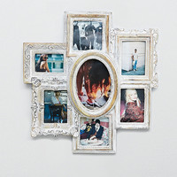 Vintage Multi Frame in Distressed White - Urban Outfitters