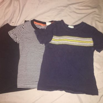 Toddler Boys Shirts, Set Of 3 Size 3T Great Shirts!