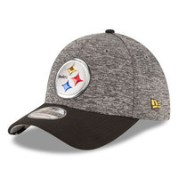NFL Pittsburgh Steelers New Era Draft Flex Hat