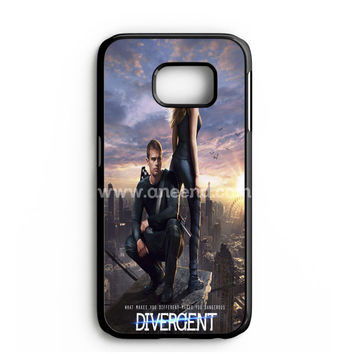 Divergent, Mortal Instrument, And Hunger Game Samsung Galaxy Note 7 Case | aneend