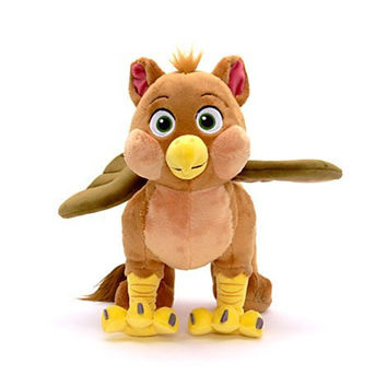 "Authentic Disney Sofia the First Griffin 12"" Medium Plush Soft Doll Toy"