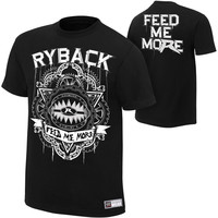 Ryback Feed Me More Authentic T-Shirt - WWE