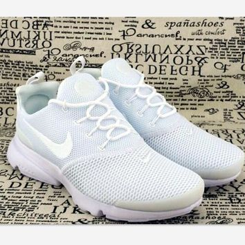 NIKE V3 Casual Sports Shoes running shoes Sneakers Pure white H-CSXY