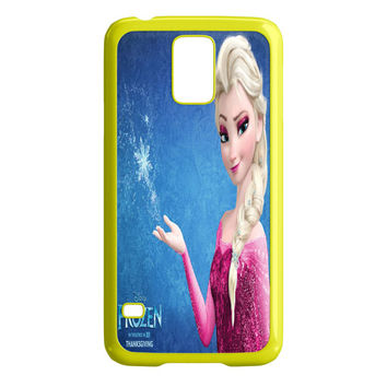 Frozen Elsa in Prison Samsung Galaxy S5 Case