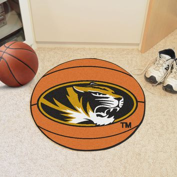 "Missouri Basketball Mat 27"" diameter"