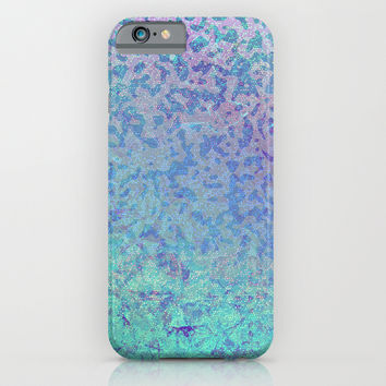 Glitter Star Dust G282 iPhone & iPod Case by MedusArt