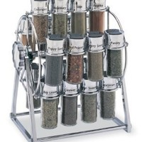 Olde Thompson 20-Jar Ferris Wheel Spice Rack