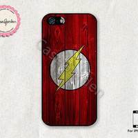 iPhone 5 Case, iPhone 5s Case, iPhone Case, iPhone Hard Case, iPhone 5 Cover, iPhone 5s Cover, The Flash