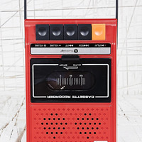 Tape Recorder iPhone Speaker - Urban Outfitters