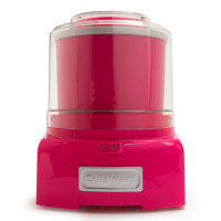 Cuisinart Classic Frozen Yogurt Ice Cream and Sorbet Maker Raspberry at Sur La Table