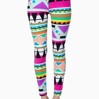 Geo Pop Legging