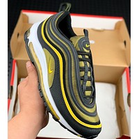 Nike Air Max 97 air cushion  Gym shoes