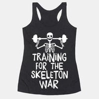 Training For The Skeleton War