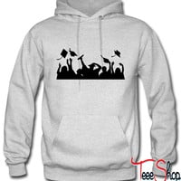 Graduation Day celebrations hoodie