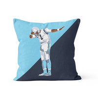 Dab Cam Newton Pillow