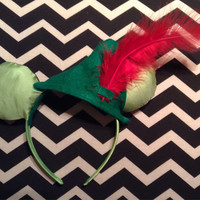 Bangarang. Peter Pan inspired ears