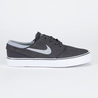Nike Sb Stefan Janoski Boys Shoes Anthracite/Stadium Grey/P  In Sizes
