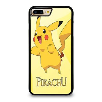 FUNNY CUTE PIKACHU POKEMON iPhone 7 Plus Case