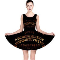 Ouija board dress  Gothic Horror