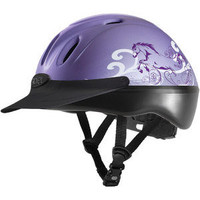 Troxel Spirit Riding Helmet in Solid Colors | Dover Saddlery