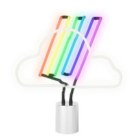 Sunnylife Australia Rainbow Shaped Neon Light