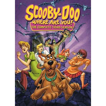 Scooby Doo, Where Are You! 27x40 Movie Poster (1969)